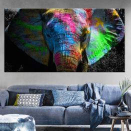 Elephant poudre