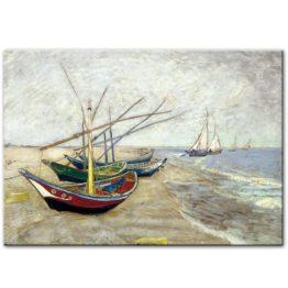 bateau de peche van gogh