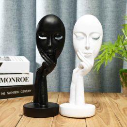 masque sculpture