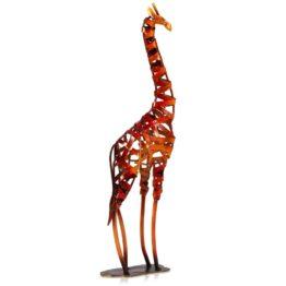 girafe résine