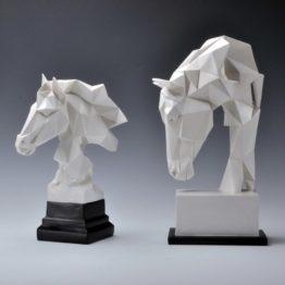 buste de cheval