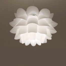 lamp fleur