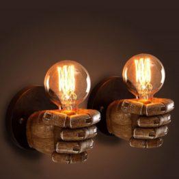 lampe mains