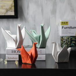 oiseau origami