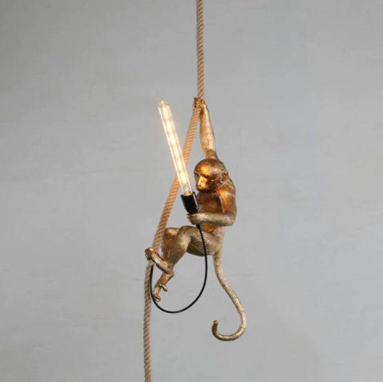 singe lampe